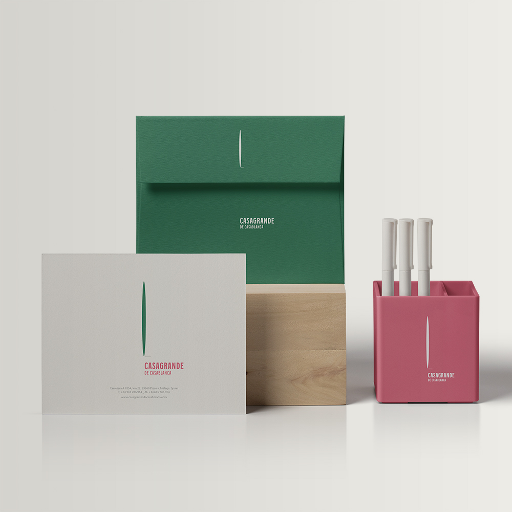 casagrande branding