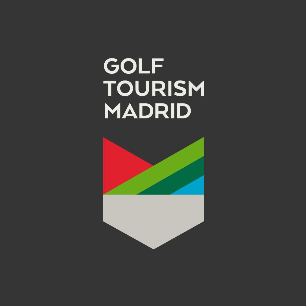 golfmadrid logotipo
