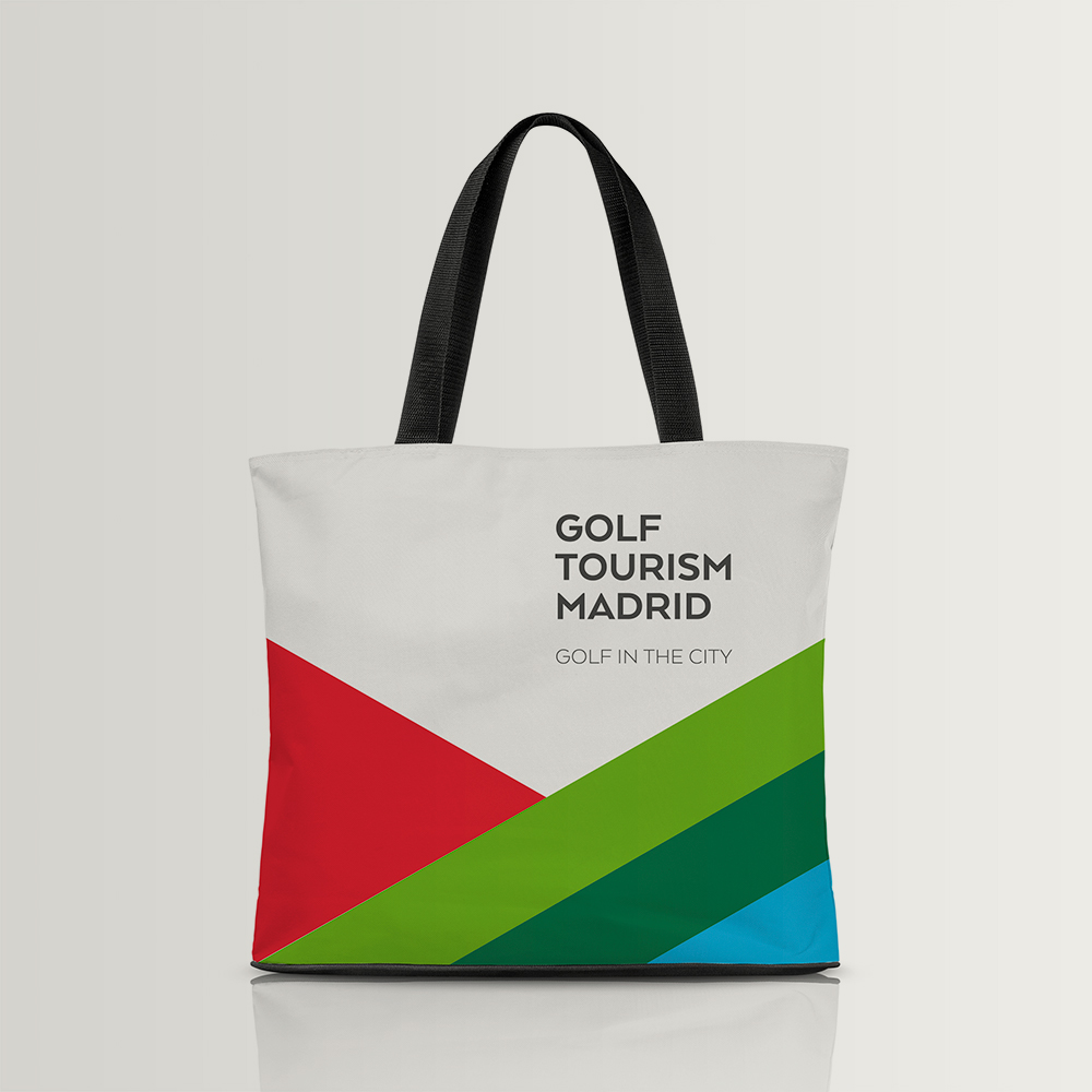 golfmadrid merchandising