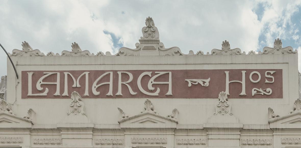 lamarca branding