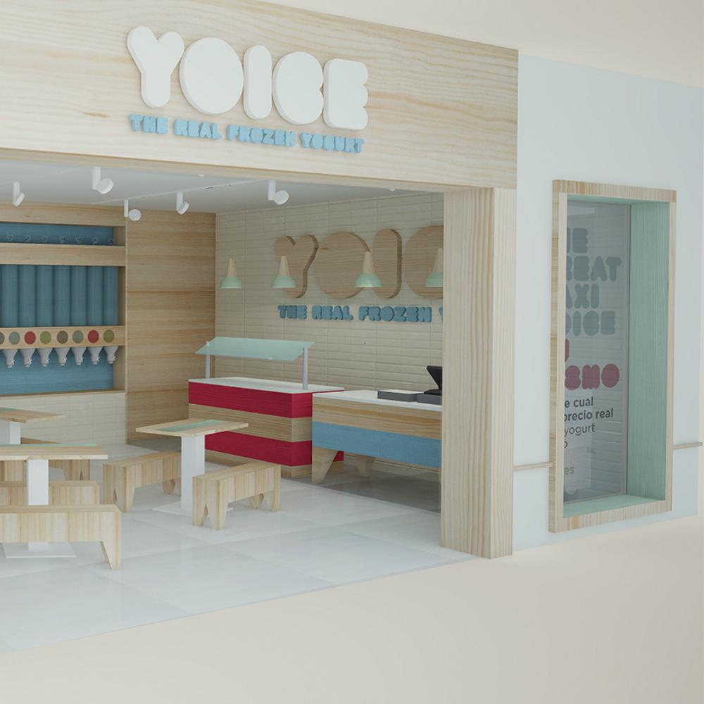 yoice retail