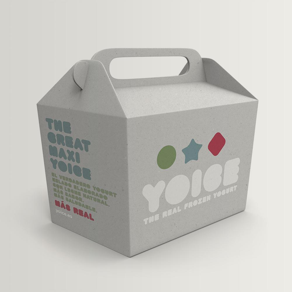 yoice packaging