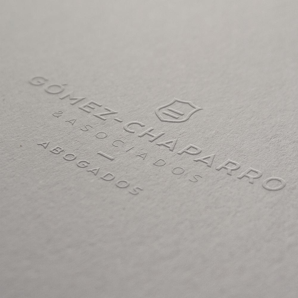 gomez chaparro branding