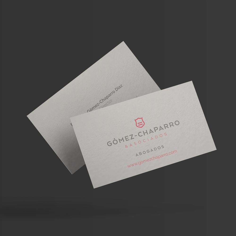 gomez chaparro tarjetas