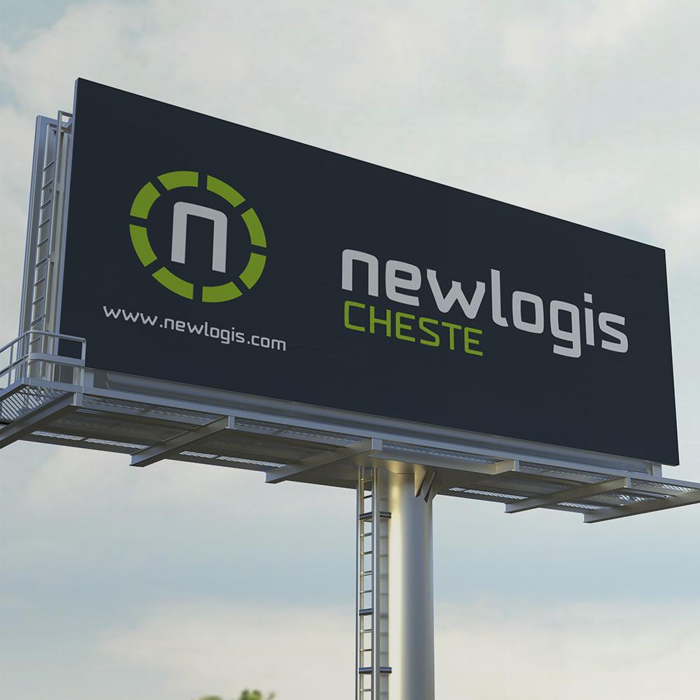 newlogis senaletica