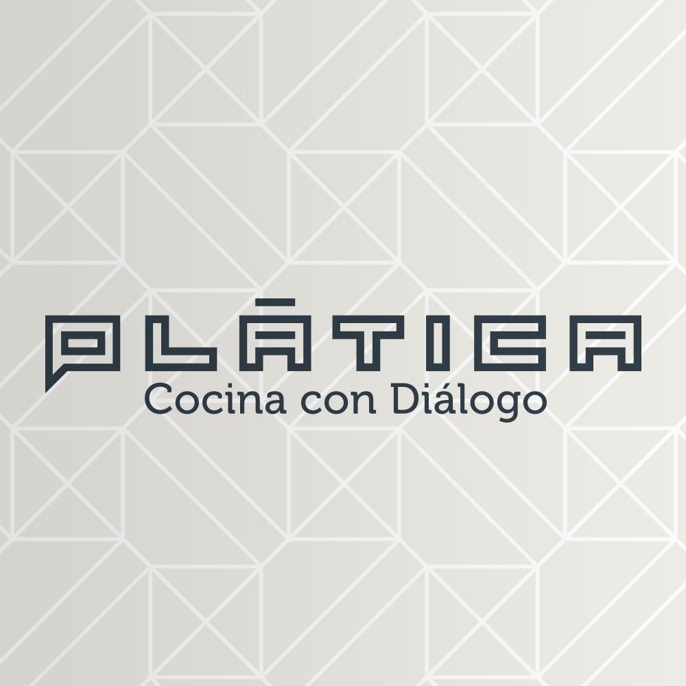 platica logo