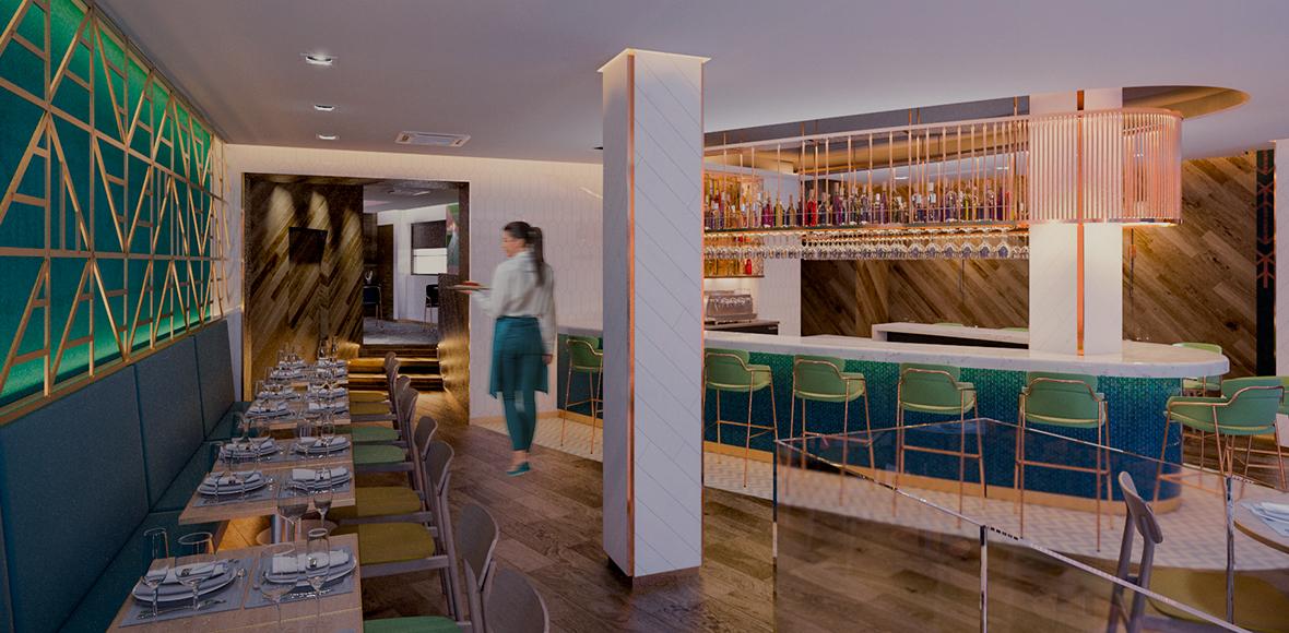 platica restaurante horizontal